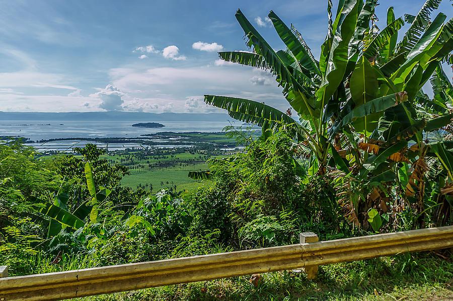 Philippine Countryside Scene Photograph