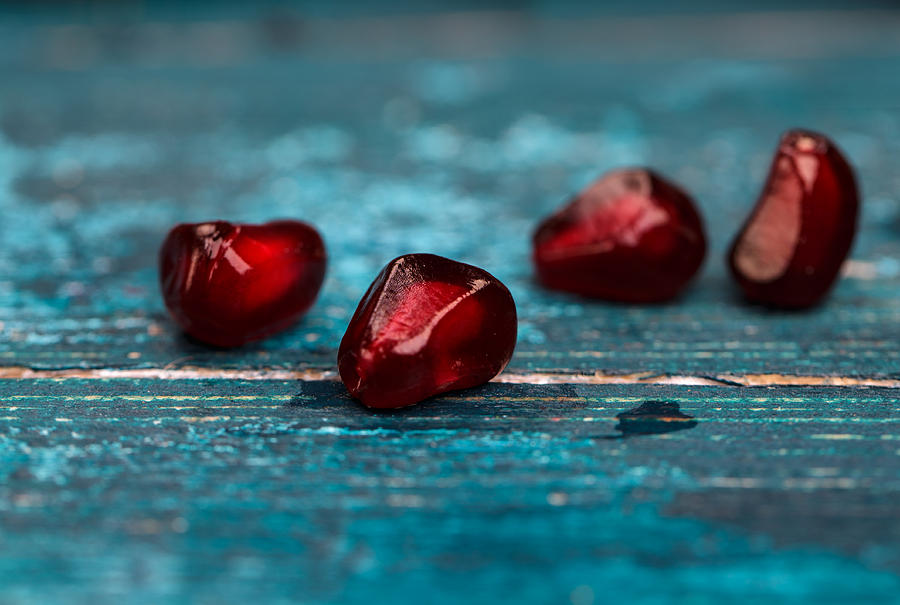 Pomegranate Photograph - Pomegranate by Nailia Schwarz