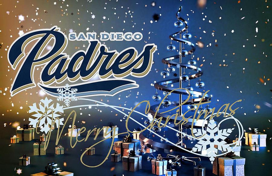 San Diego Padres Photograph By Joe Hamilton