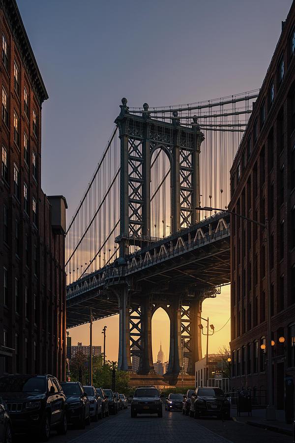 Brooklyn Bridge Photograph - Untitled by David Mart?n Cast?n