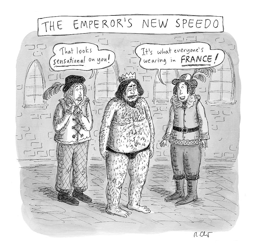 New Yorker January 16th 2017 By Roz Chast