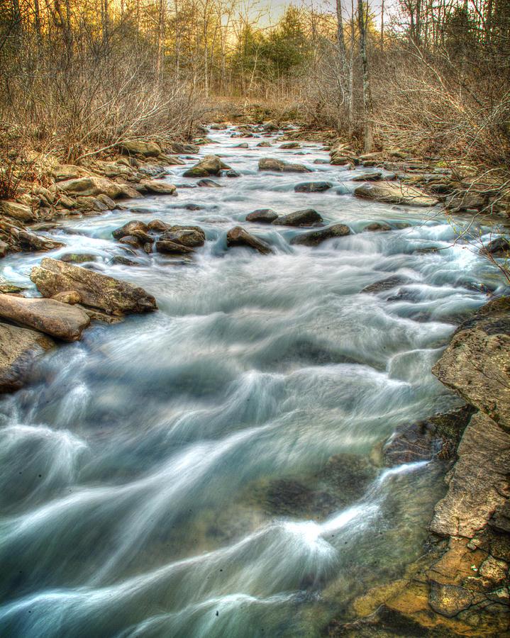 1104-5570 Falling Water Creek  by Randy Forrester