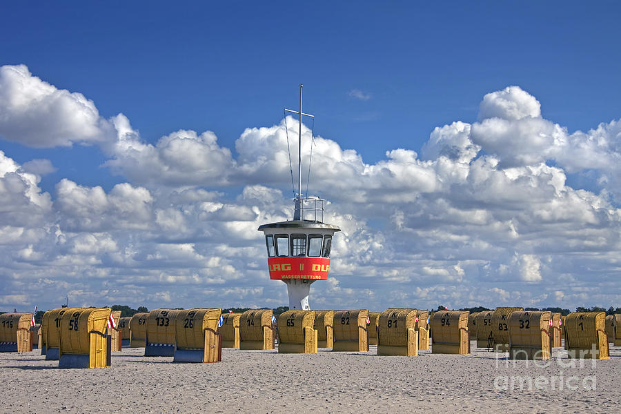 Travemuende Photograph - 110506p022 by Arterra Picture Library