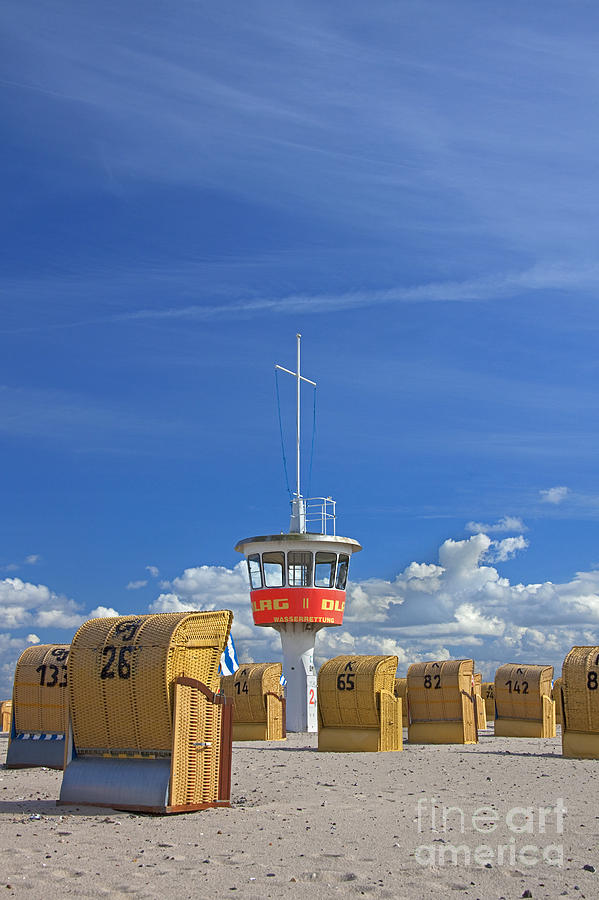 Travemuende Photograph - 110506p023 by Arterra Picture Library