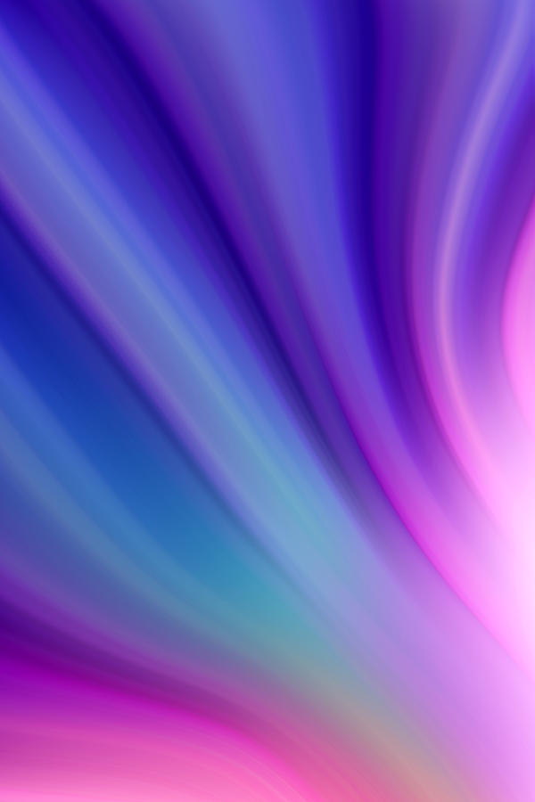 Abstract Digital Art - Abstract  by Les Cunliffe