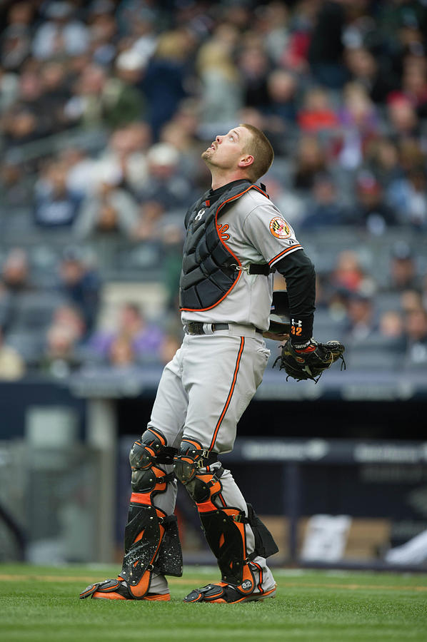 Baltimore Orioles V. New York Yankees 12 Photograph by Rob Tringali