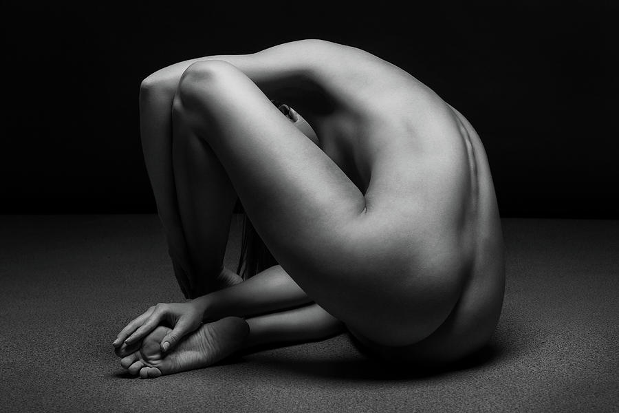 Body Photograph - Bodyscape by Anton Belovodchenko