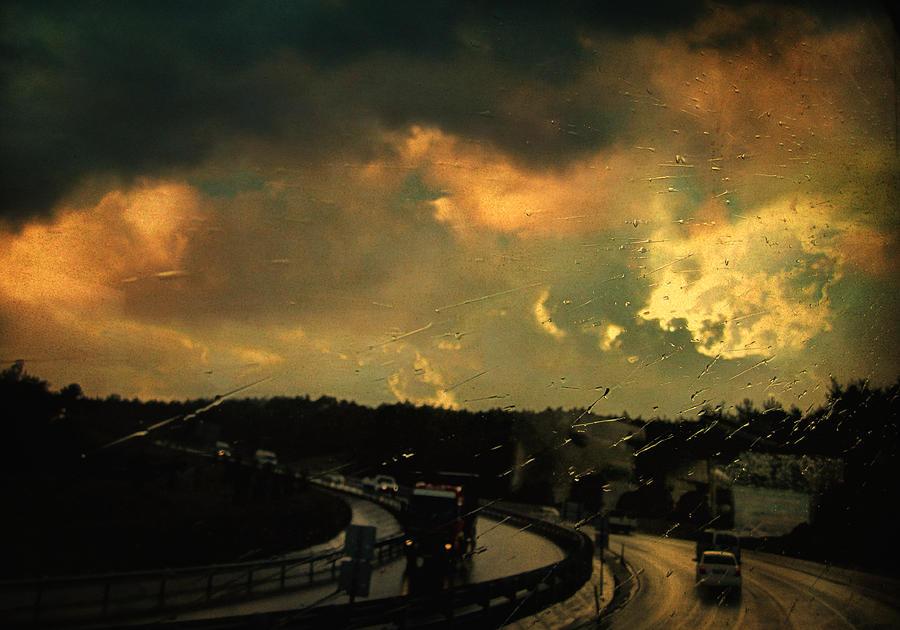 Rain Photograph - 12 Days Of Rain by Taylan Apukovska