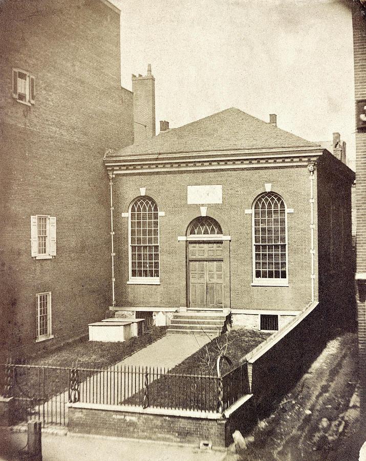 1850s Photograph - Philadelphia, C1855 by Granger