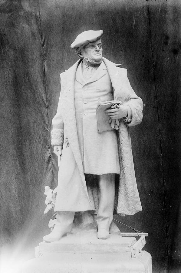 1911 Photograph - Richard Wagner (1813-1883) by Granger