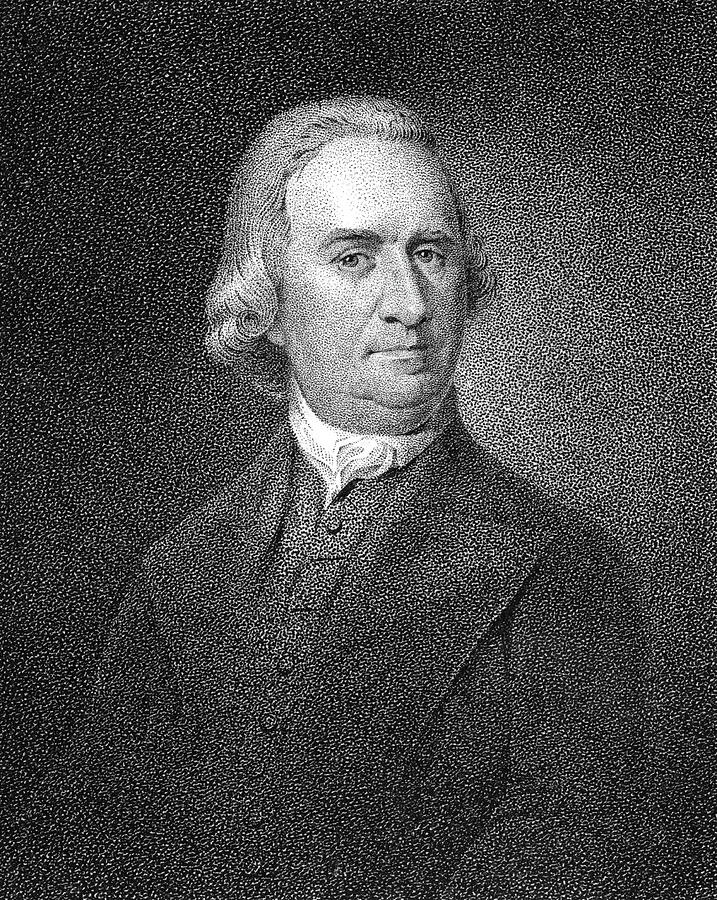 18th Century Painting - Samuel Adams (1722-1803) by Granger