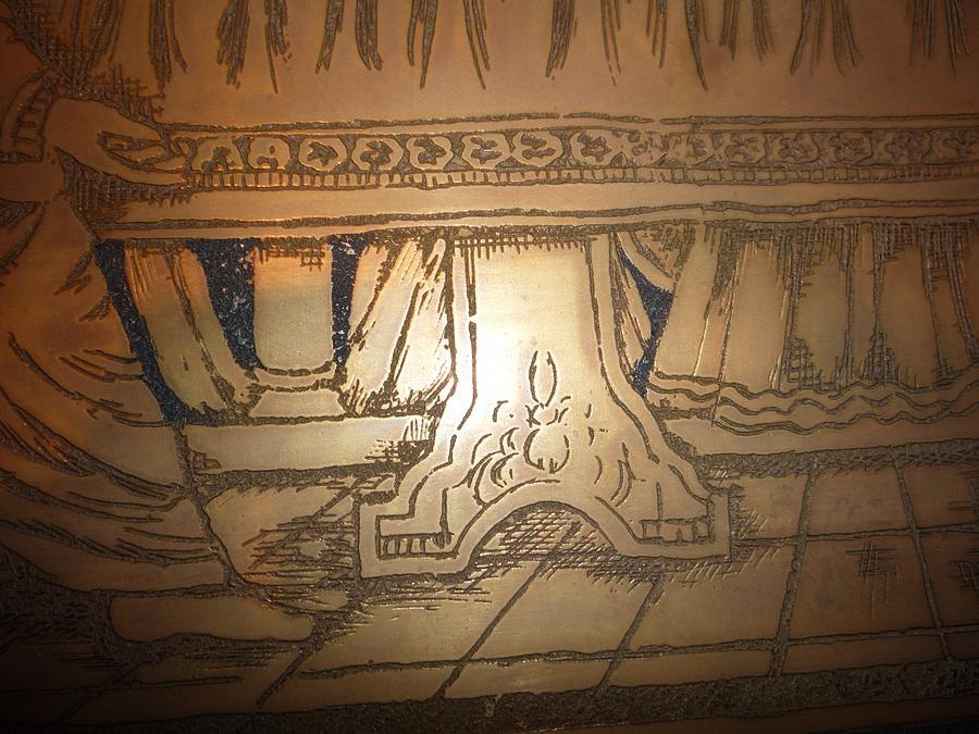 Religious Glass Art - The Last Supper  by BRUBER Bruno Bertoldini