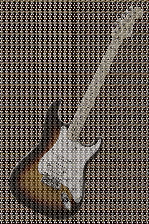 12 Thousand Electric Guitars Photograph
