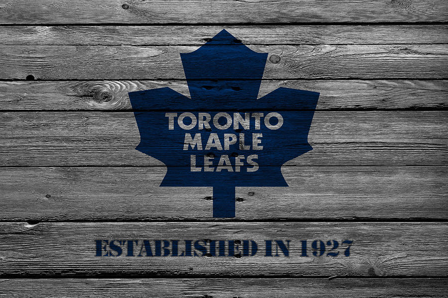 Maple Leafs Photograph - Toronto Maple Leafs by Joe Hamilton