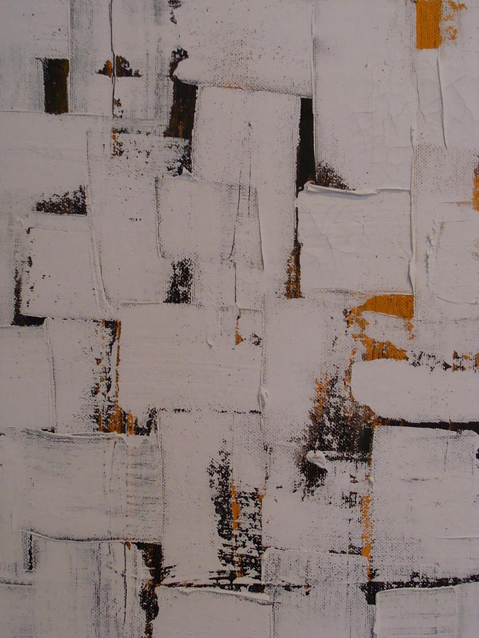 Abstract Painting - Untitled by Etel Canalis