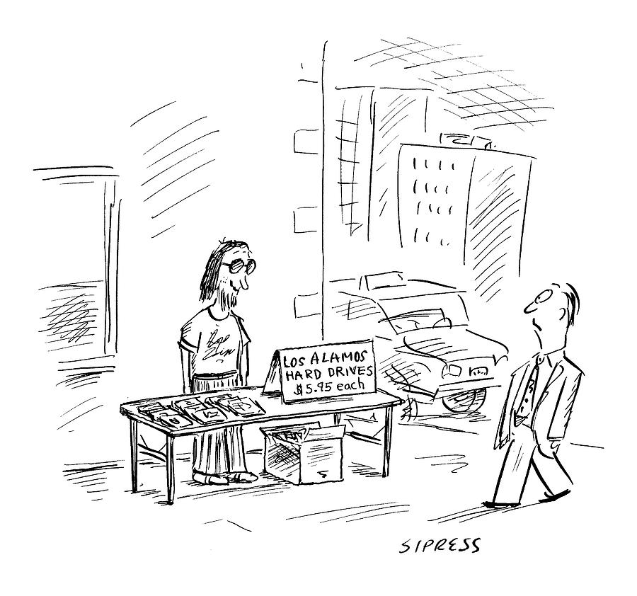 New Yorker July 3rd, 2000 Drawing by David Sipress