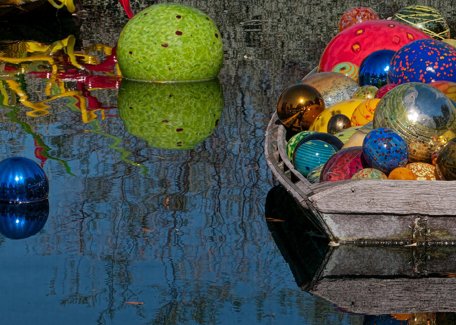 12922 New Balls for Old Boat by John Prichard