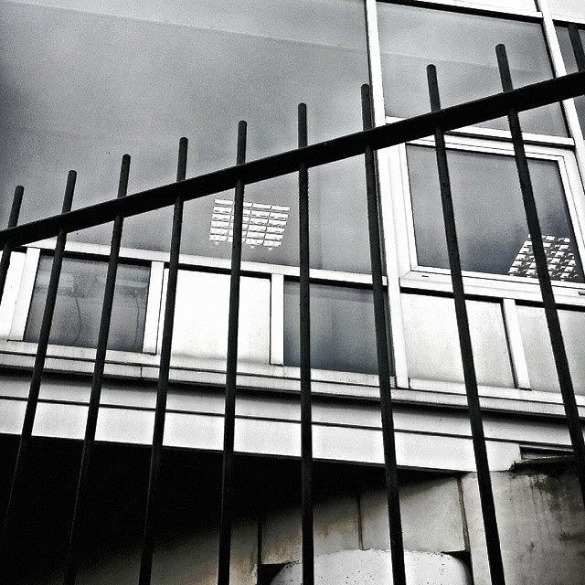 Beautiful Photograph - Windows by J Roustie