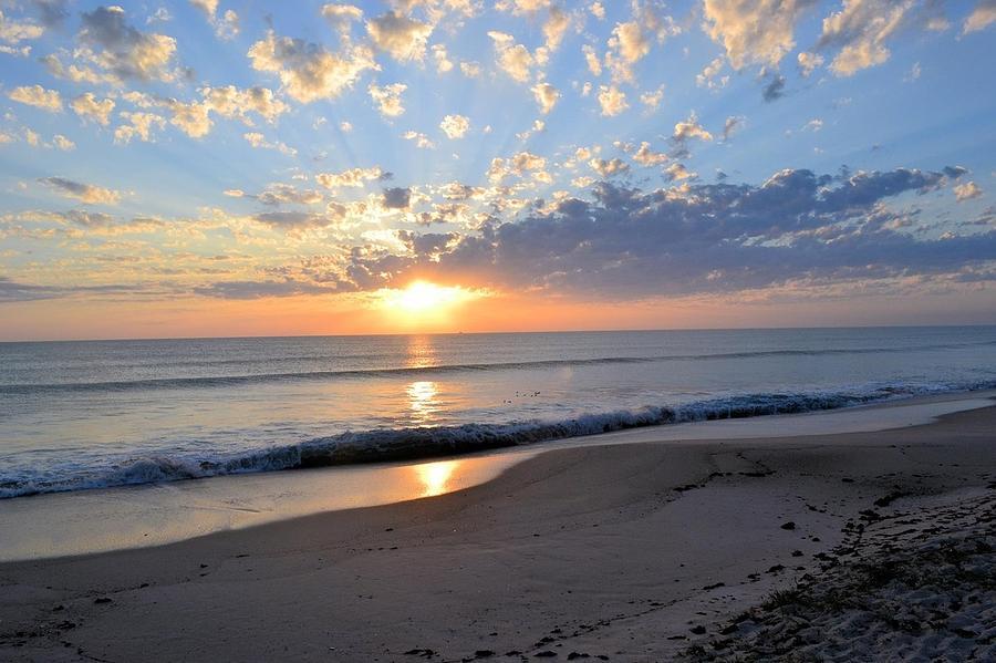 Beach Photograph by William Watts