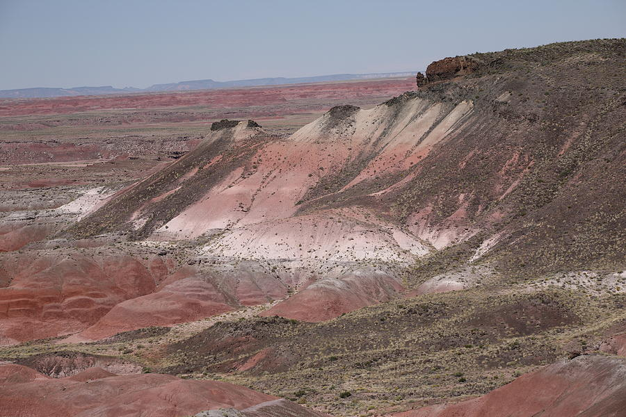 66 Photograph - Painted Desert by Frank Romeo