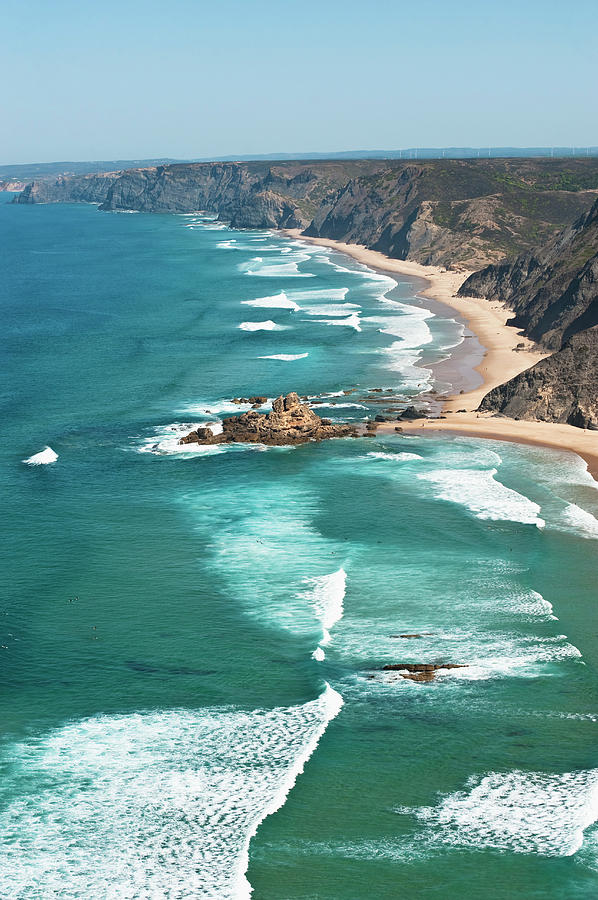 Portugal, Algarve, Sagres, View Of Photograph by Westend61
