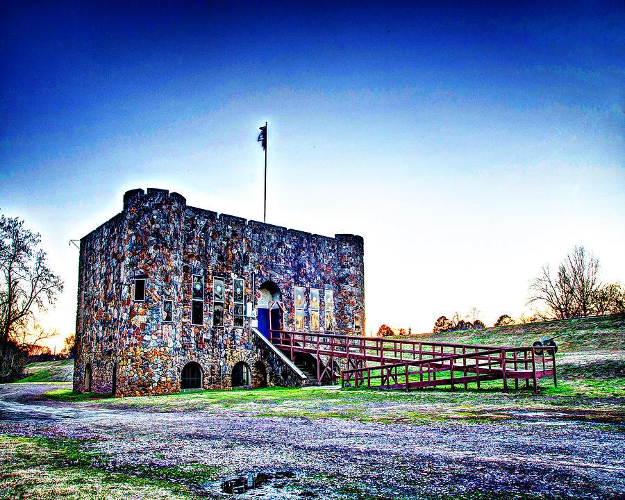 1302-4062 - American Legion Hut in Clarksville AR by Randy Forrester