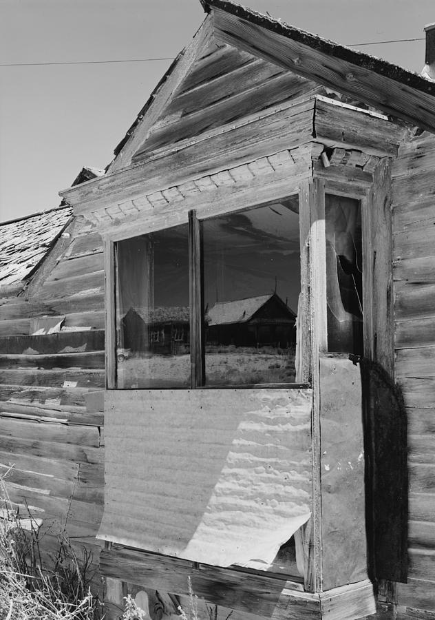 1962 Photograph - California Bodie, 1962 by Granger