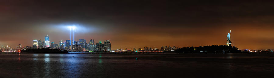 New York City Photograph - New York City by Songquan Deng