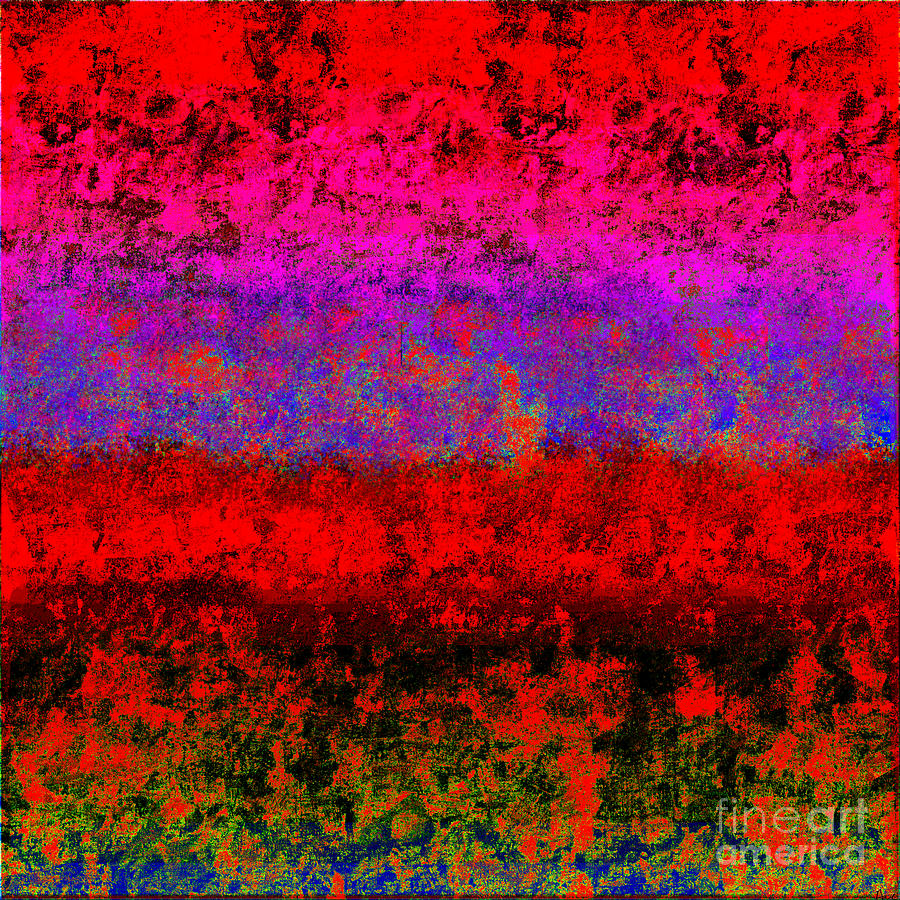 Abstract Digital Art - 1423 Abstract Thought by Chowdary V Arikatla