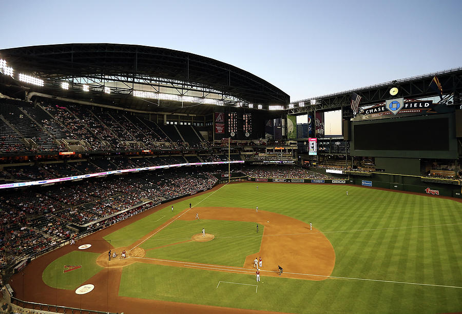 Colorado Rockies V Arizona Diamondbacks Photograph by Christian Petersen