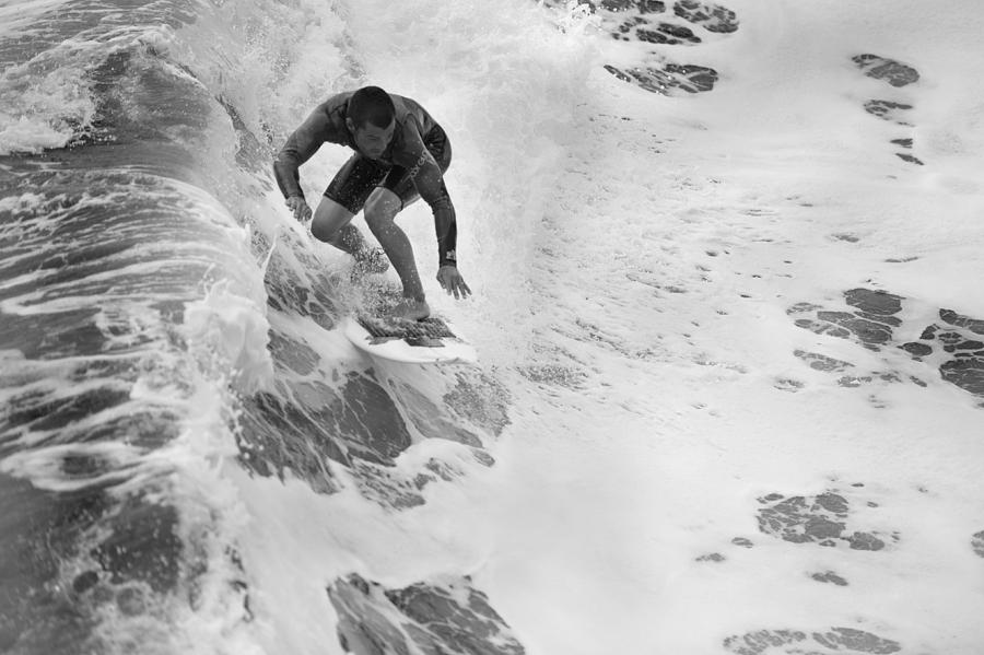 Surfing Photograph - 15 by Joey  Maganini
