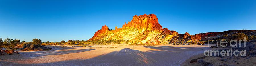 Rainbow Valley Photograph by Bill  Robinson