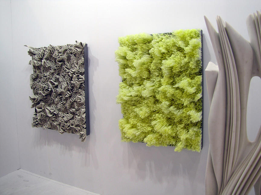 Art Basel Hong Kong Relief - Untitled by Unknown