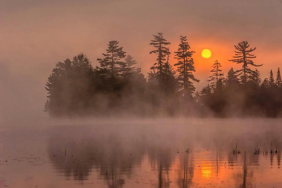 Adirondack Mountains Photograph - Usa, New York, Adirondack Mountains by Jaynes Gallery