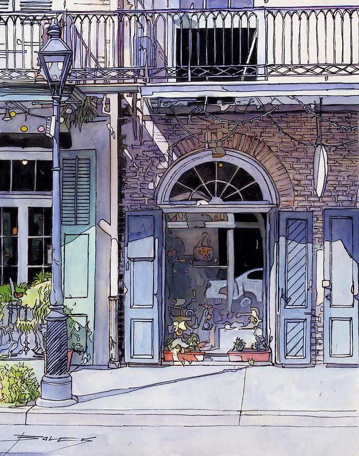 New Orleans Painting - 150 by John Boles