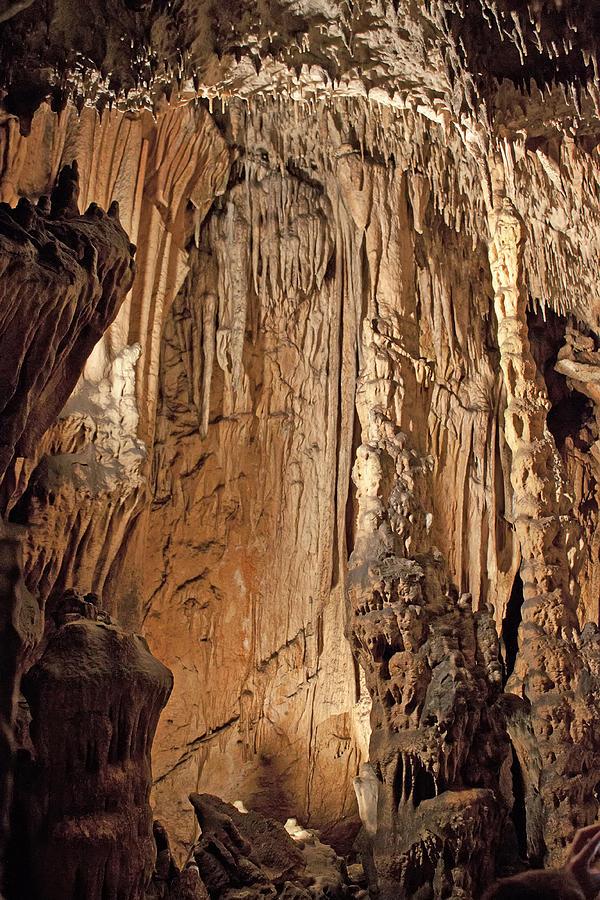 Cave Photograph - Baradla by Daniel Csoka