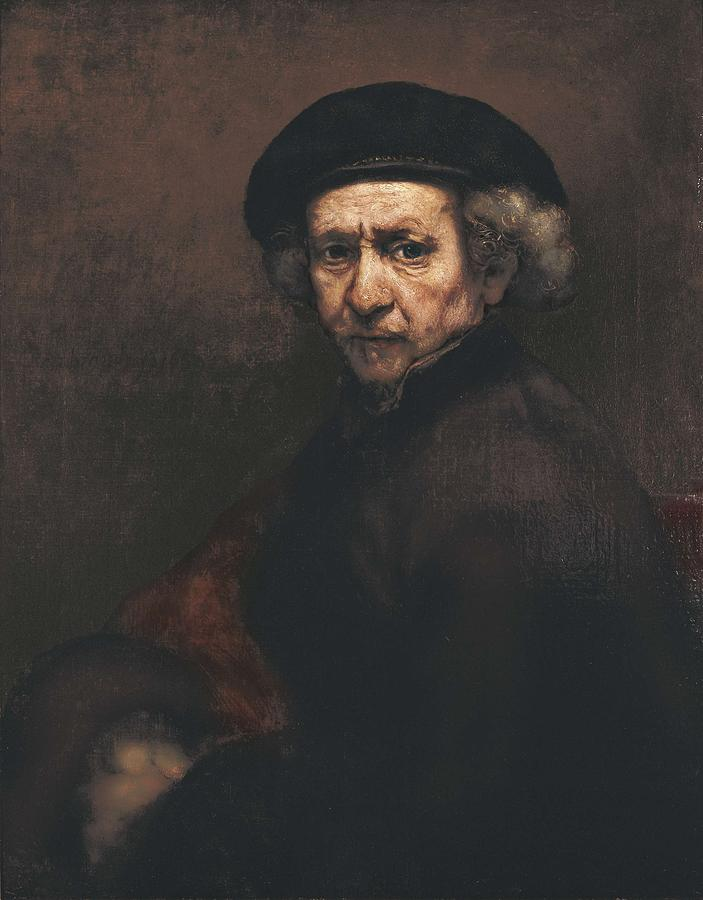 Vertical Photograph - Rembrandt, Harmenszoon Van Rijn, Called by Everett
