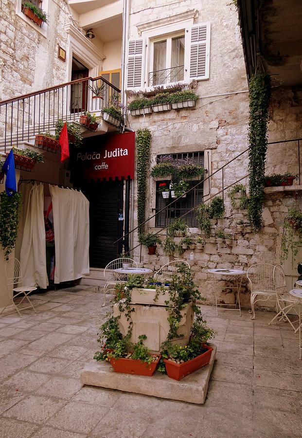 Views Of Split Croatia Photograph