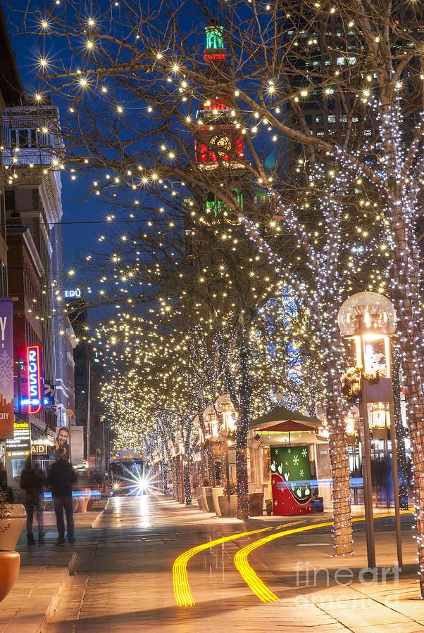 Downtown Denver Mall Restaurants