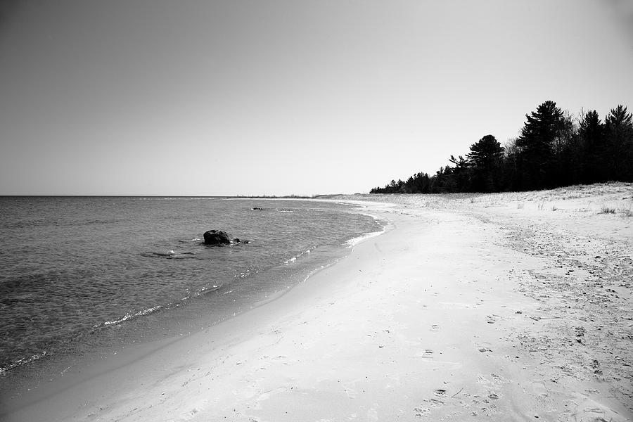 America Photograph - Lake Huron by Frank Romeo
