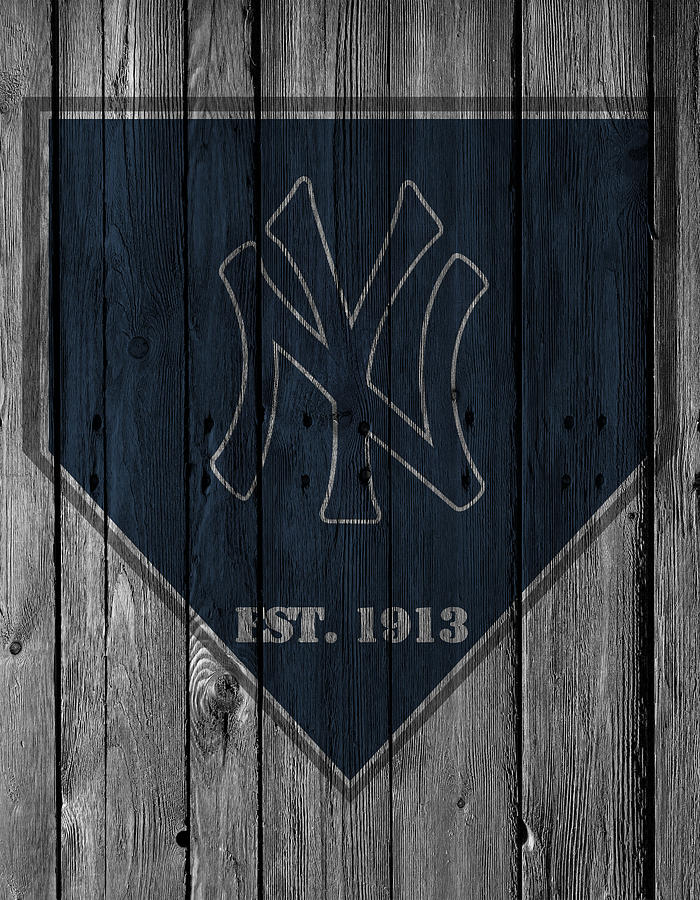 Yankees Photograph - New York Yankees by Joe Hamilton