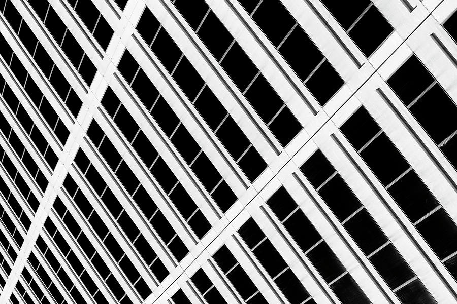 Study Of Patterns And Lines Photograph by Roland Shainidze Photogaphy