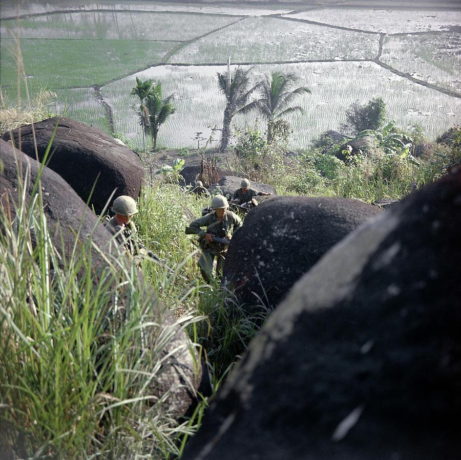1967 Photograph - Vietnam War, 1967 by Granger