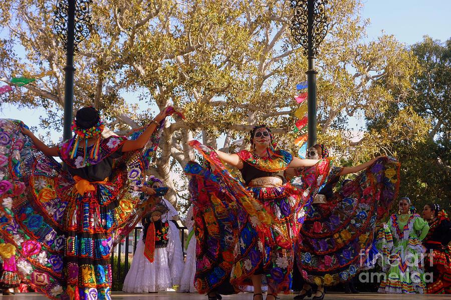 Dia De Los Muertos Photograph