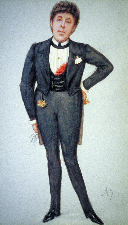 1884 Painting - Oscar Wilde (1854-1900) by Granger
