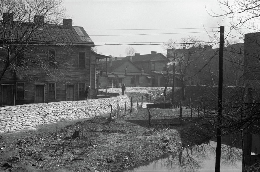 1937 Photograph - Tennessee Flood, 1937 by Granger