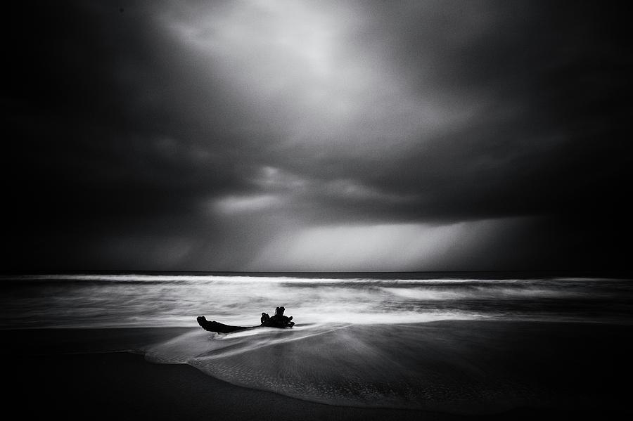 Beach Photograph - Untitled 18 by Massimo Della Latta