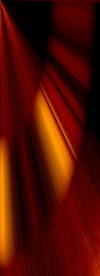 Abstract Digital Art - Abstract Art by Heike Hultsch