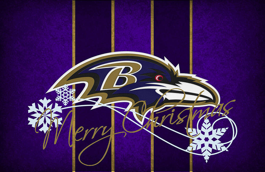 Ravens Photograph - Baltimore Ravens by Joe Hamilton