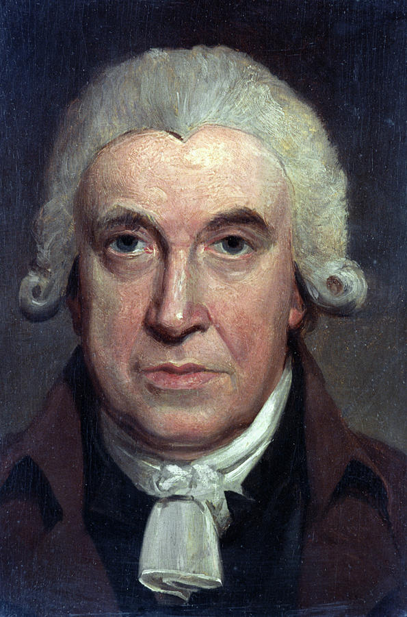 1797 Painting - James Watt (1736-1819) by Granger